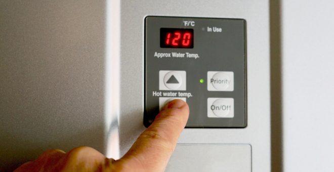 vi utför installation av varmvattenberedare i Stockholm